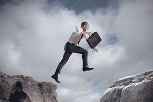 Ilustración de Cómo enfrentar la angustia ante un cambio de trabajo