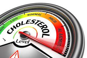 Ilustración de Síntomas de Colesterol Alto
