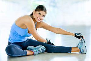 Ilustración de Cómo evitar lesiones al hacer ejercicios