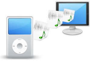 Ilustración de Cómo pasar música de tu iPod a la PC