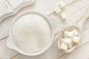 Ilustración de Beneficios y sustitutos del azúcar