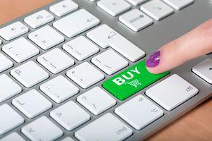 Ilustración de Consejos para comprar en Internet de forma segura