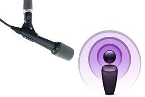 Ilustración de Podcast para iniciarse en el marketing
