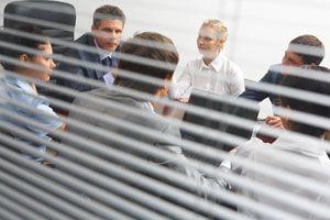 Ilustración de Cómo aprovechar al máximo una reunión