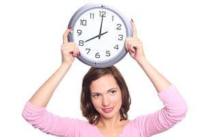 Ilustración de Cómo ganar tiempo en el día a día