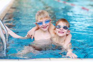 Ilustración de Cómo evitar infecciones en las piscinas