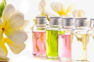 Ilustración de Propiedades del aceite esencial de azahar