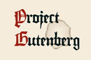 Ilustración de Libros electrónicos gratis en el Proyecto Gutenberg