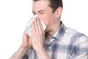 Ilustración de Remedios naturales para combatir la alergia