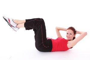 Ilustración de Cómo hacer ejercicios contra la celulitis