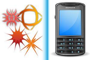 Ilustración de Antivirus para el Smartphone