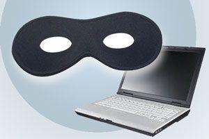 Ilustración de Cómo evitar el robo de una notebook