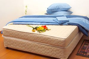 Ilustración de Cómo preparar un colchón nuevo