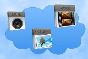 Ilustración de ¿Qué es el almacenamiento en la nube?
