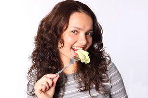 Ilustración de Alimentos para blanquear los dientes