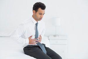 Ilustración de Remedios caseros para la indigestión