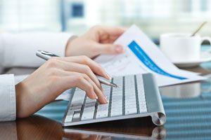 Ilustración de Programas para gestionar la facturación