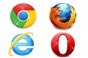 Ilustración de Cómo borrar el caché del navegador