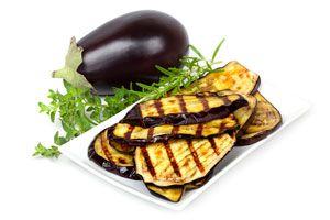 Ilustración de Cómo Cocinar Berenjenas