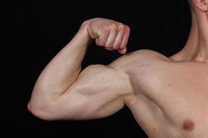 Ilustración de Cómo aumentar masa muscular