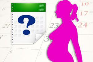 Ilustración de Cómo calcular la fecha de parto
