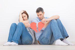 Ilustración de Cómo terminar una relación