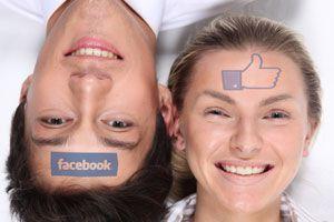 Ilustración de Cómo buscar pareja en Facebook