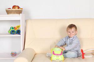 Ilustración de Seguridad en la casa para el bebé