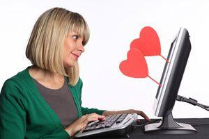 Ilustración de Cómo mantener una relación por Internet