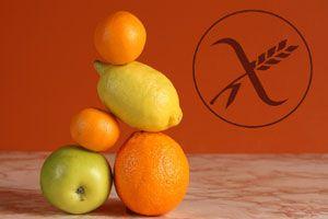 Ilustración de Alimentos para celíacos