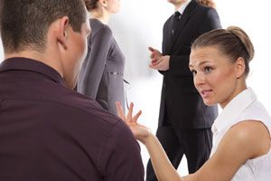 Ilustración de Cómo dar tu opinión sin crear conflictos
