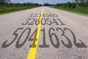 Ilustración de Cómo obtener tu número de destino