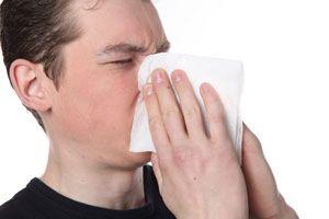 Ilustración de Cómo tratar alergias comunes
