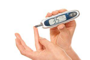 Ilustración de Cómo medir la glucosa