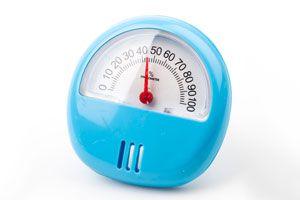 Cómo medir la humedad