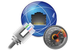 Ilustración de Cómo medir la velocidad de Internet