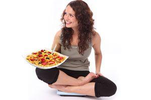 Ilustración de Cómo subir de peso