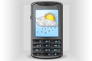 Ilustración de Cómo tener el clima en tu móvil