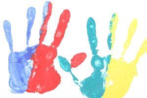 Ilustración de Colores que fomentan la creatividad