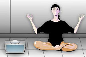 Meditación para adelgazar