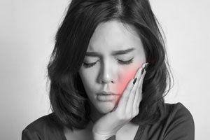 Ilustración de Remedios caseros para el dolor de muelas