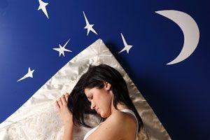 Ilustración de Meditación para Dormir