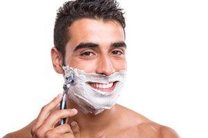 Ilustración de Cómo preparar la piel antes de afeitarse