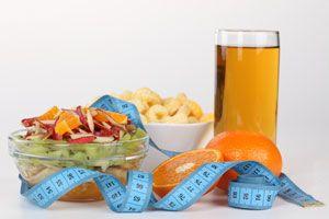 Ilustración de Dieta para bajar 5 kilos en un mes