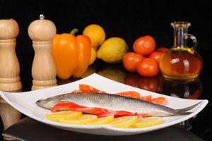 Ilustración de Cómo preparar un menú mediterráneo