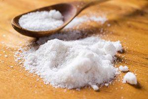 Ilustración de Usos poco conocidos de la sal