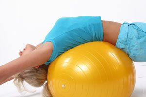Ilustración de ¿Qué hago? Yoga, Pilates o Spining