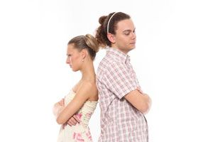 Ilustración de Aprende a pelear en una relación