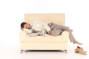 Ilustración de Mitos y verdades sobre la siesta