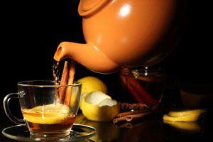 Ilustración de Cómo degustar el té